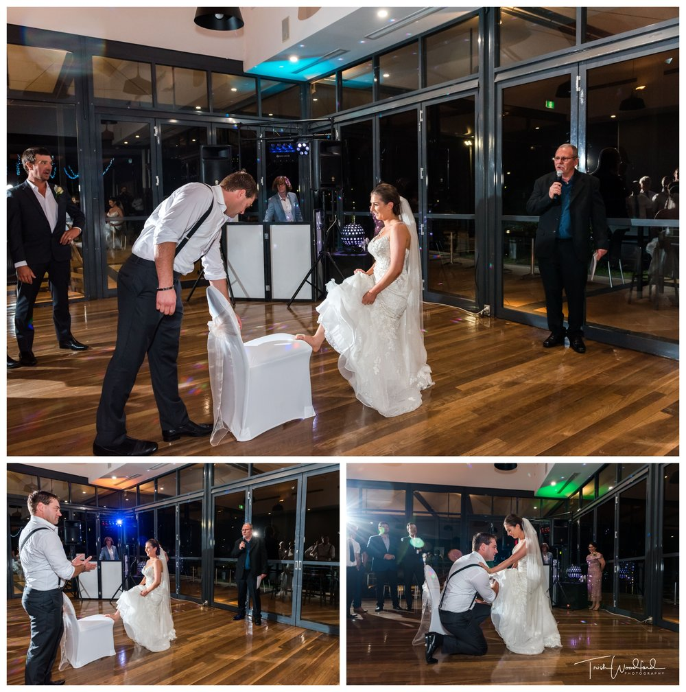 Garter Toss Mandurah Quays Resort