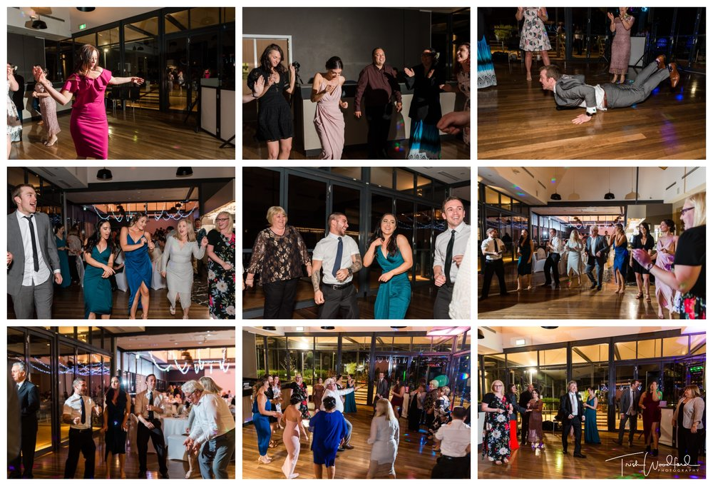 Mandurah Quays Wedding Reception