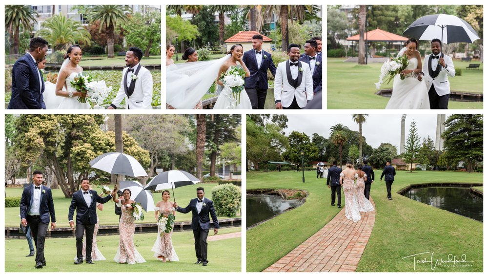 Queens Gardens Wedding