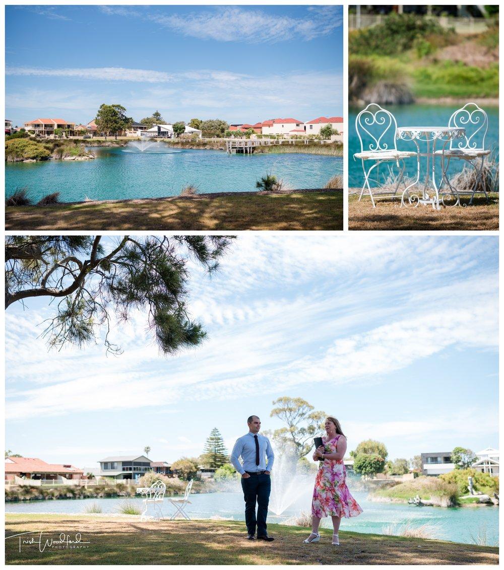 Rotary Park Wedding Rockingham