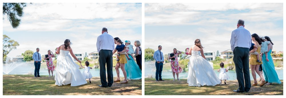 Rockingham Wedding Ceremony