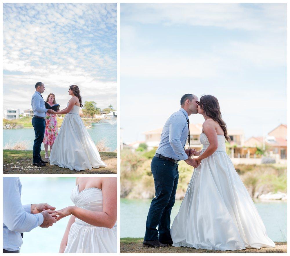Rockingham Wedding Ceremony