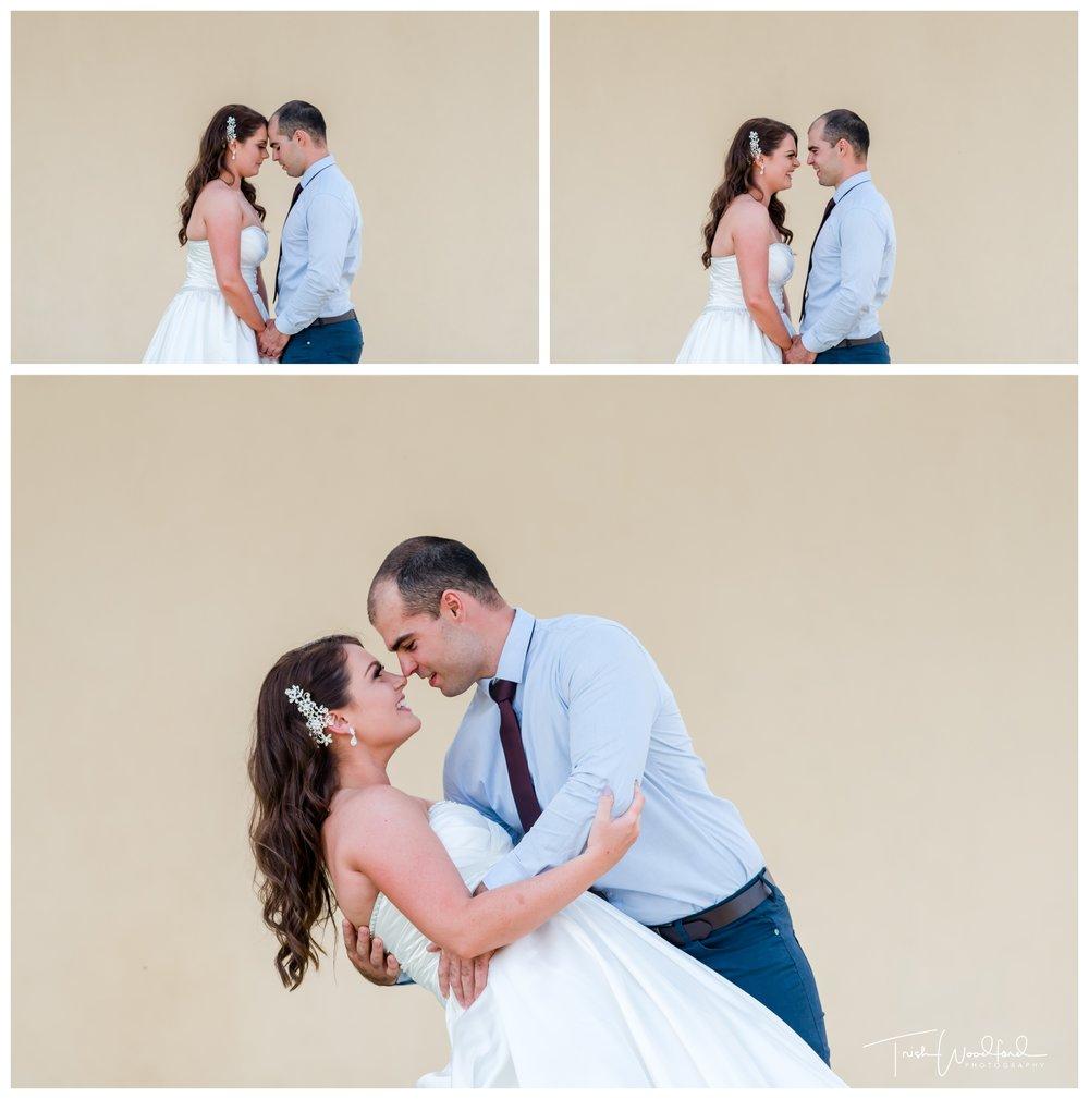 Bride & Groom Rockingham Wedding