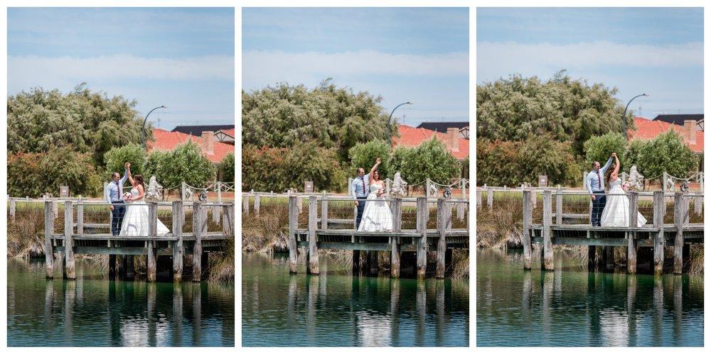 Rotary Park Rockingham Wedding Photography