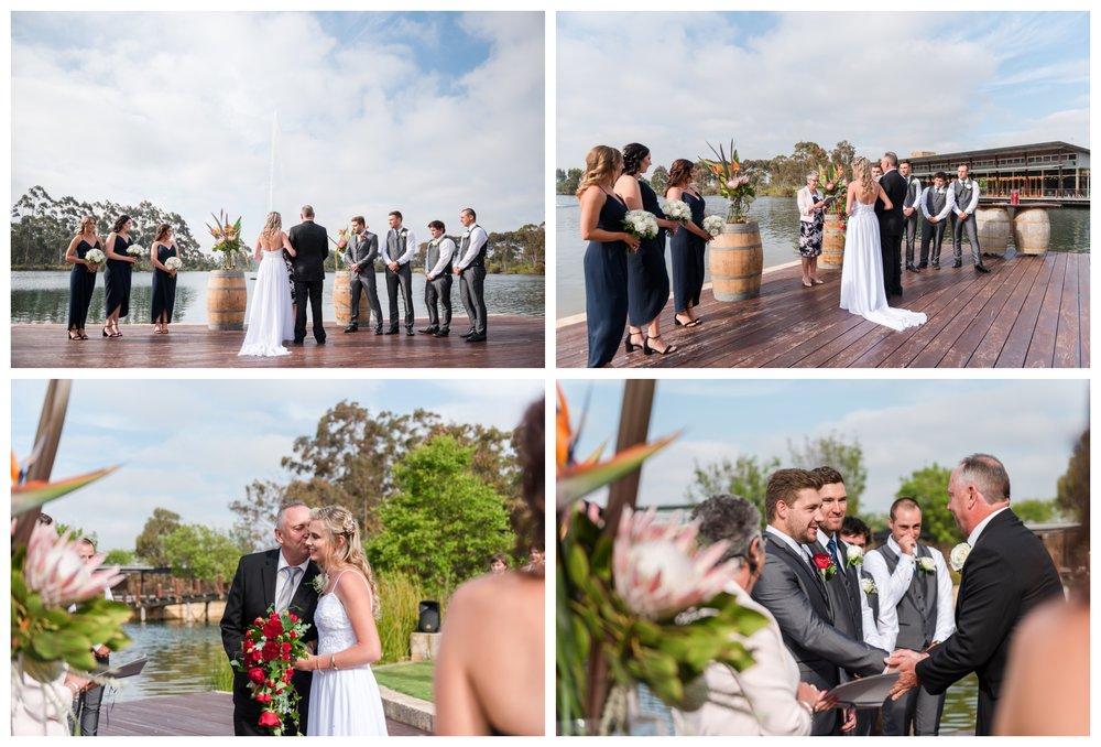 Black Brewing Co Wedding Wilyabrup