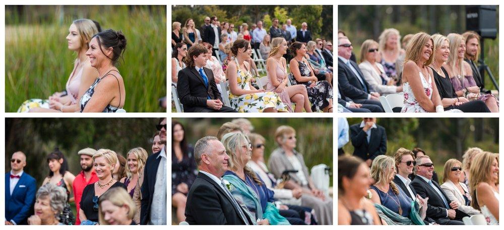 Wedding Ceremony Black Brewing Co
