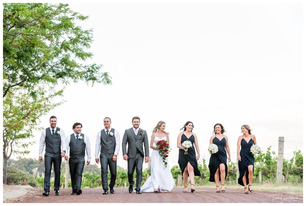 Yallingup Vineyard Wedding