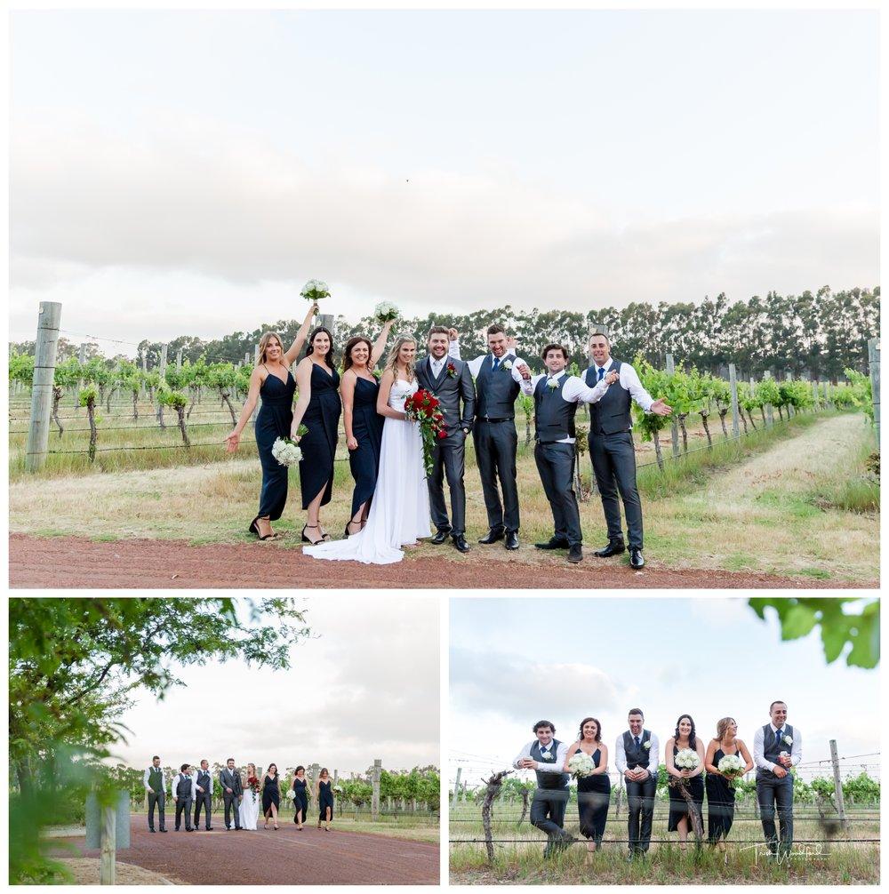 Yallingup Winery Wedding
