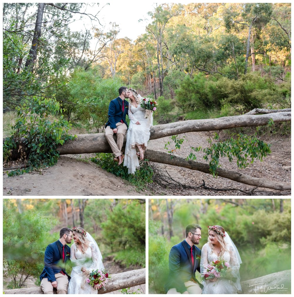 Nanga Bush Camp Wedding Photography