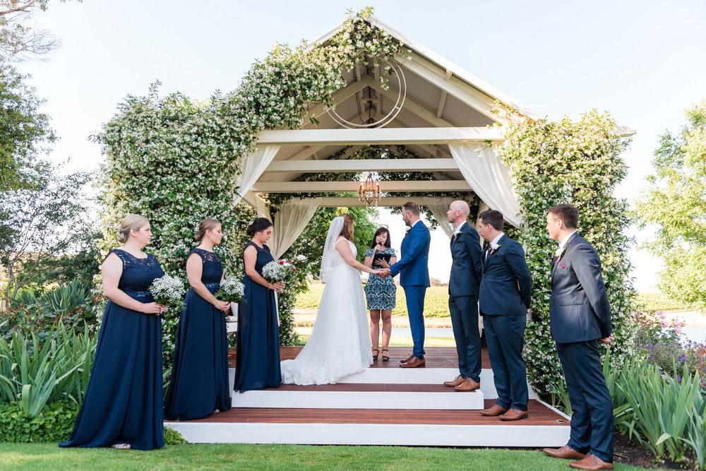 Aravina Estate Wedding Photography