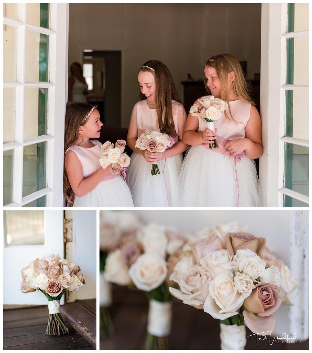 Flowergirls Fairbridge Village Wedding