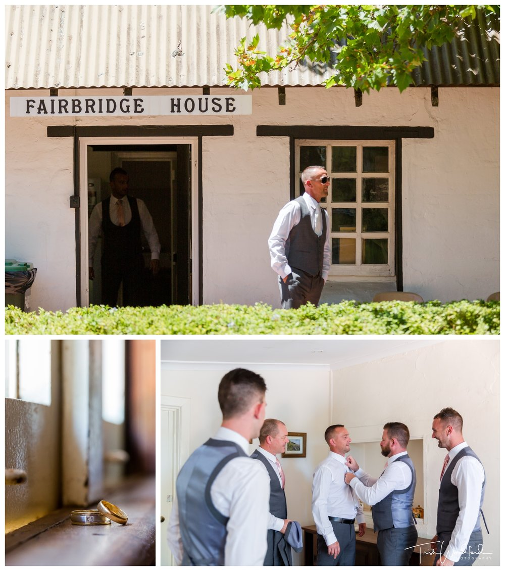 Fairbridge Village Wedding
