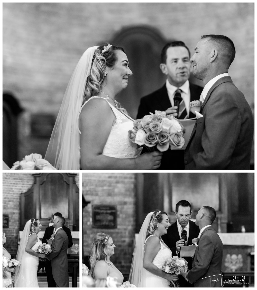 Bride and Groom Fairbridge Chapel Wedding