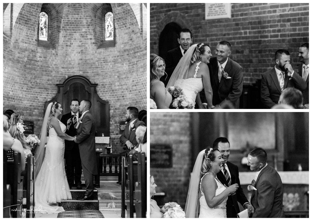 Fairbridge Chapel Wedding Ceremony