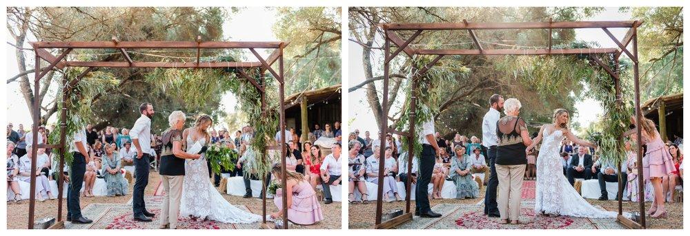 WA Rustic Farm Wedding