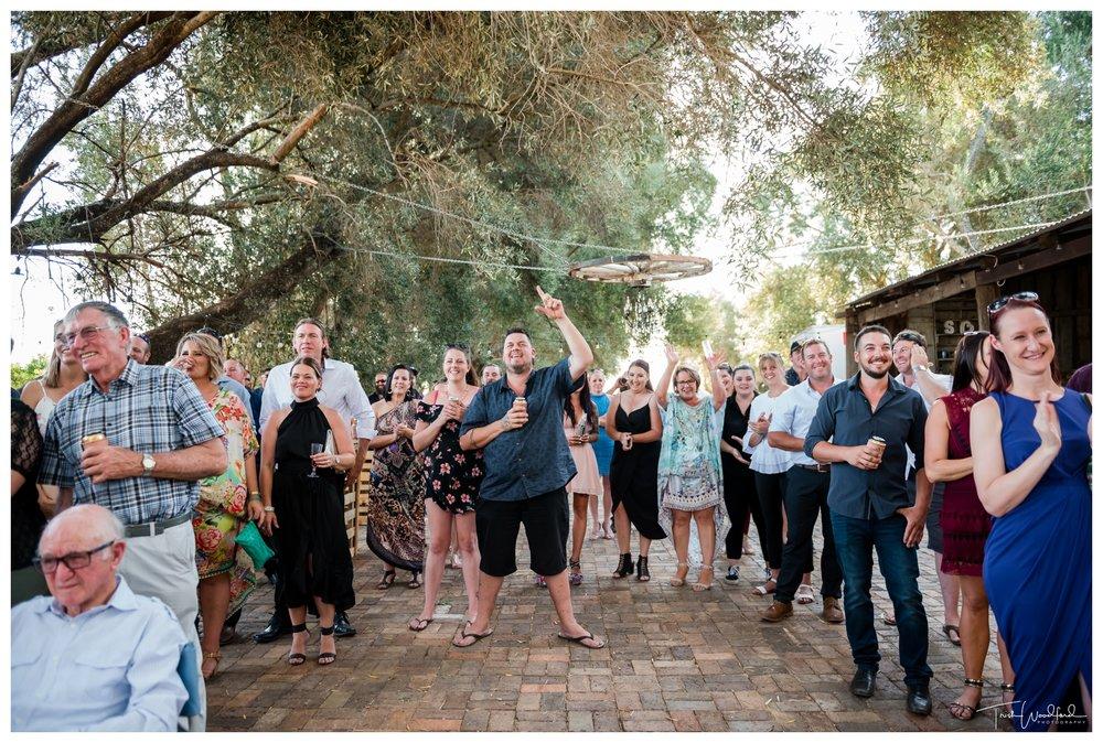 Aussie Bush Wedding