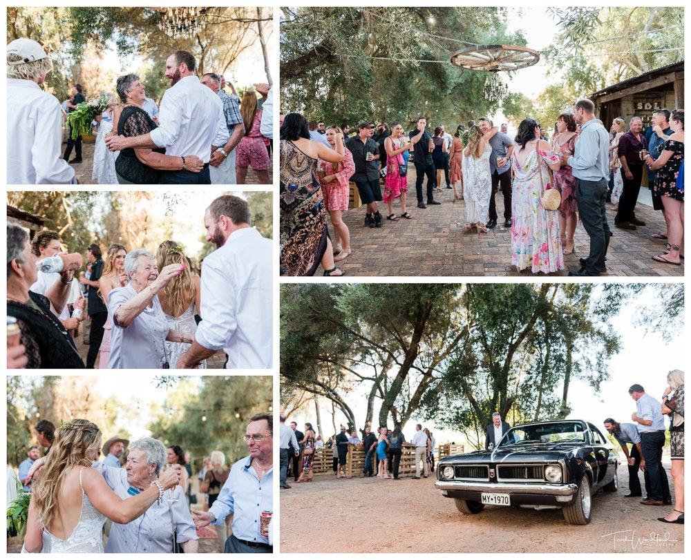 Rustic Country Farm Wedding WA