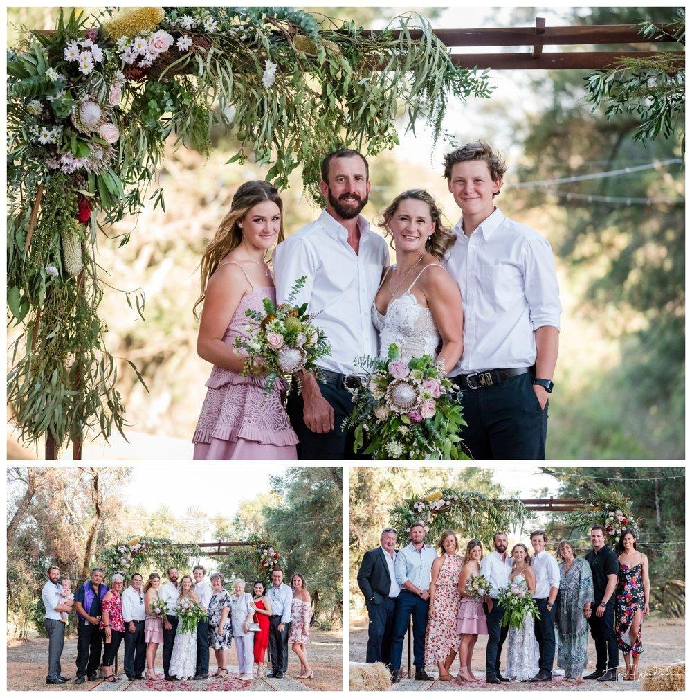 Family Wedding Photos
