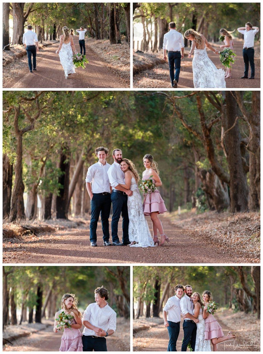 WA Rustic Farm Wedding Photography