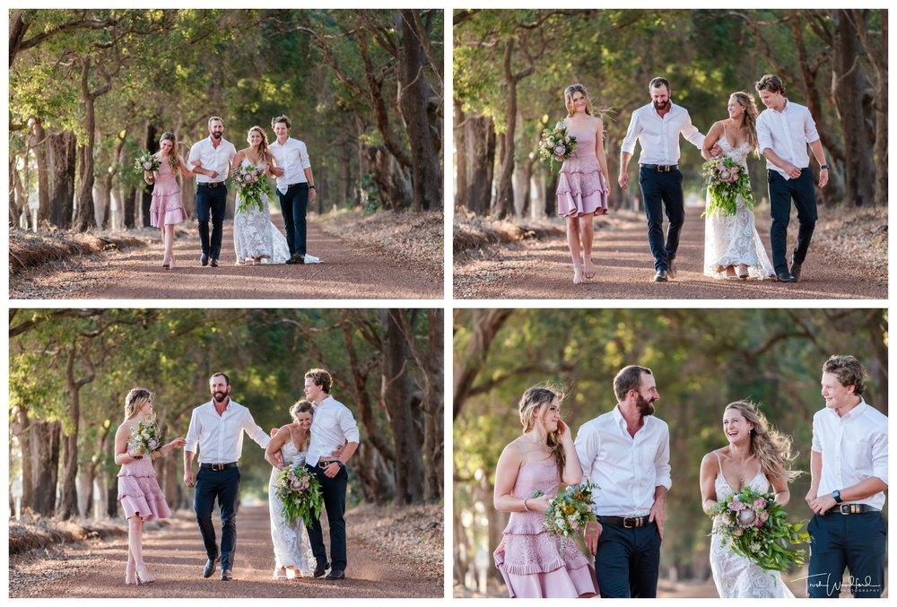 WA Farm Wedding Photography