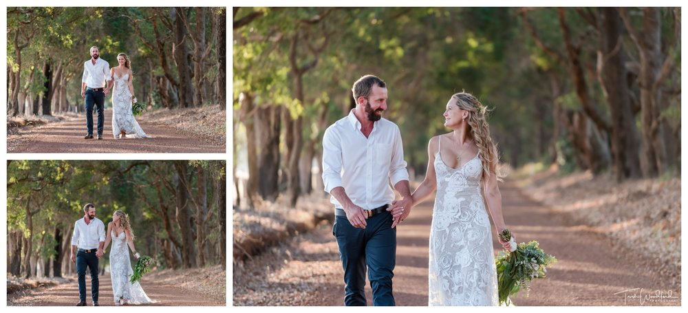 Boho Country Farm Wedding