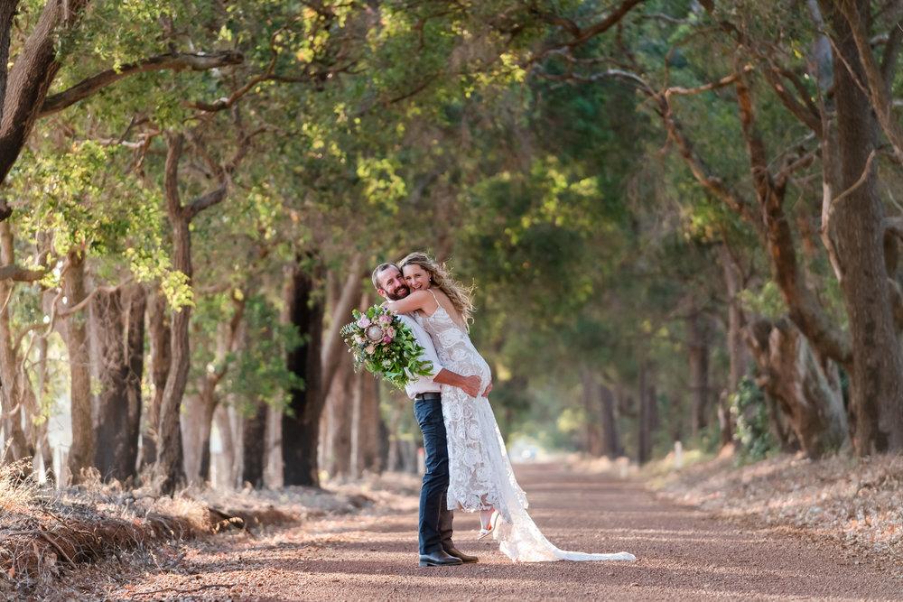 WA Farm Wedding