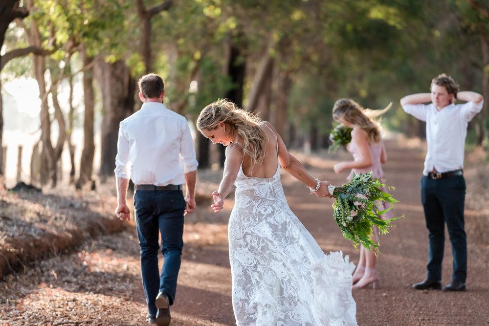 WA Country Wedding