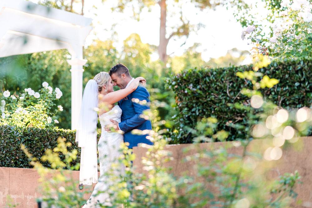 Bride and Groom Masomills Wedding