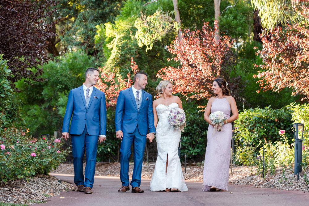 Bridal Party Masonmill Wedding
