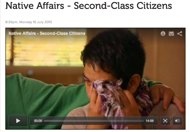 https://www.maoritelevision.com/news/national/native-affairs-second-class-citizens