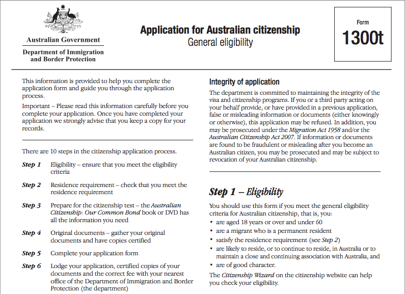 http://www.immi.gov.au/allforms/pdf/1300t.pdf