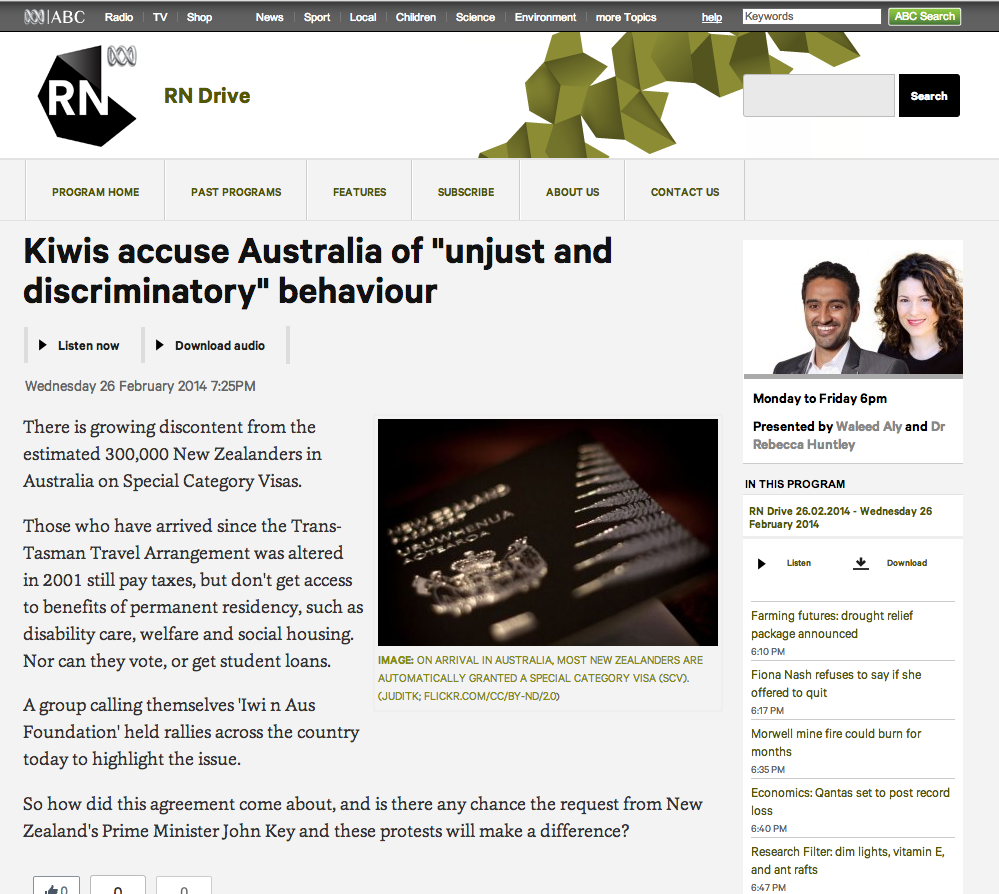 http://www.abc.net.au/radionational/programs/drive/kiwis-accuse-australia-of--22unjust-and-discriminatory22-beha/5286414