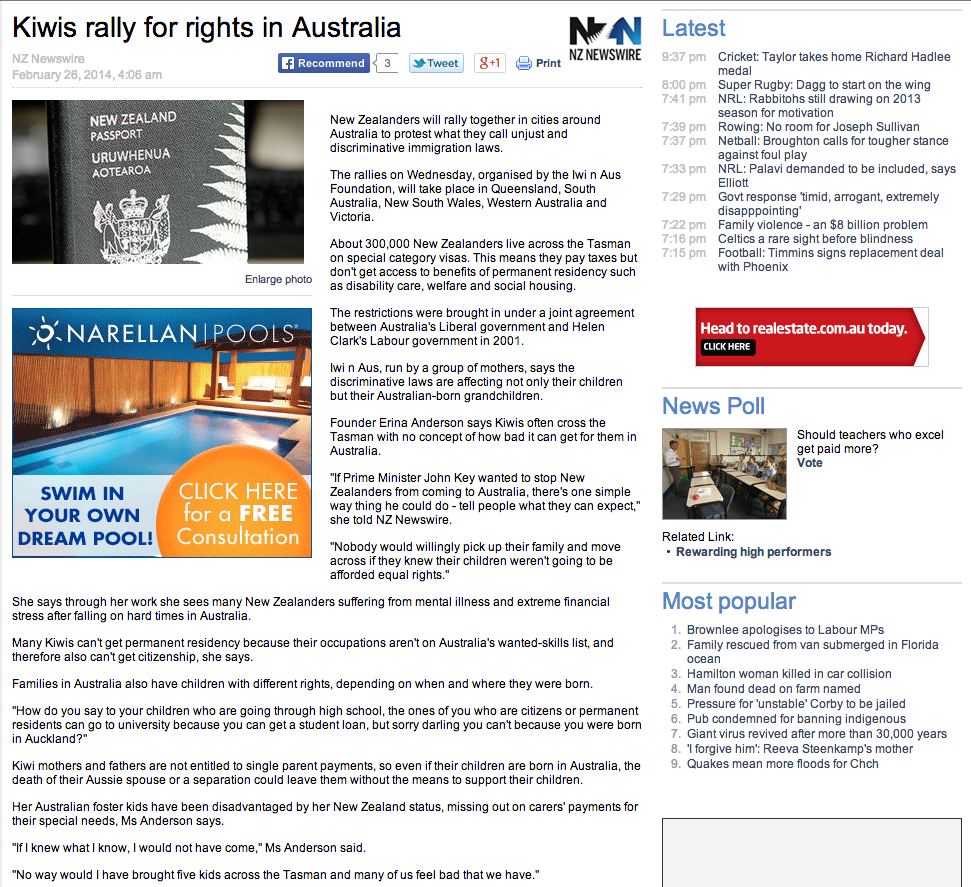 http://nz.news.yahoo.com/a/-/top-stories/21698650/kiwis-rally-for-rights-in-australia/