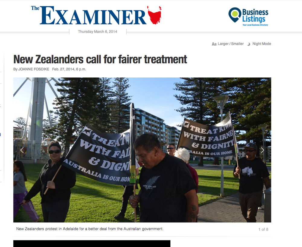 http://www.examiner.com.au/story/2117594/new-zealanders-call-for-fairer-treatment/?cs=2452