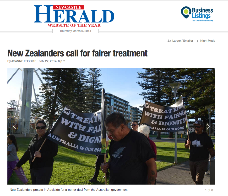 http://www.theherald.com.au/story/2117594/new-zealanders-call-for-fairer-treatment/?cs=2452