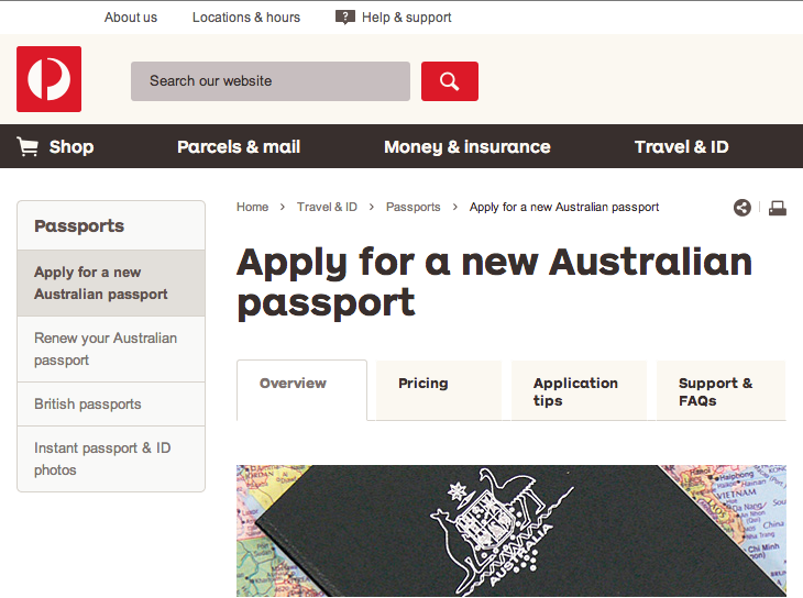 http://auspost.com.au/travel-id/apply-for-a-new-australian-passport.html