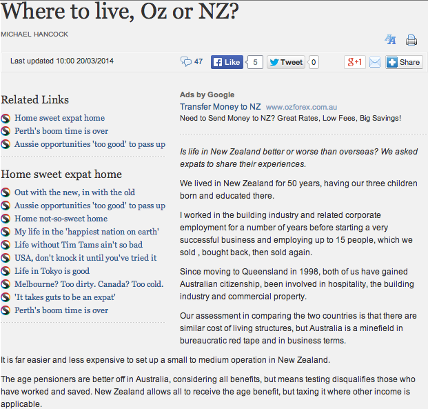 http://www.stuff.co.nz/stuff-nation/assignments/home-sweet-expat-home/9845094/Where-to-live-Oz-or-NZ