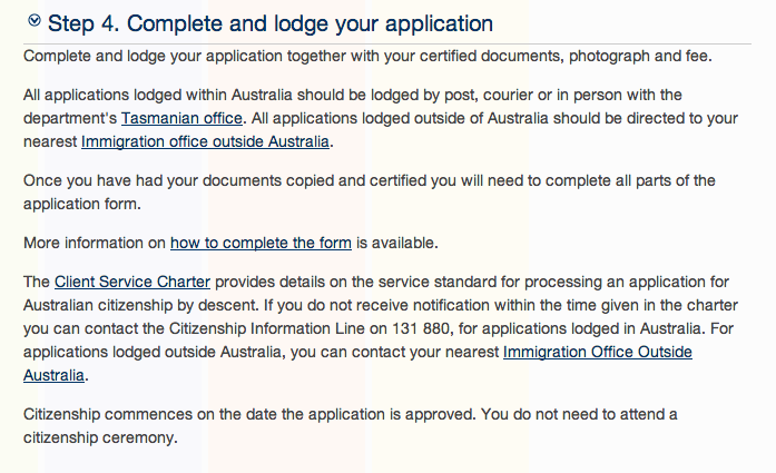 http://www.citizenship.gov.au/applying/how_to_apply/descent/