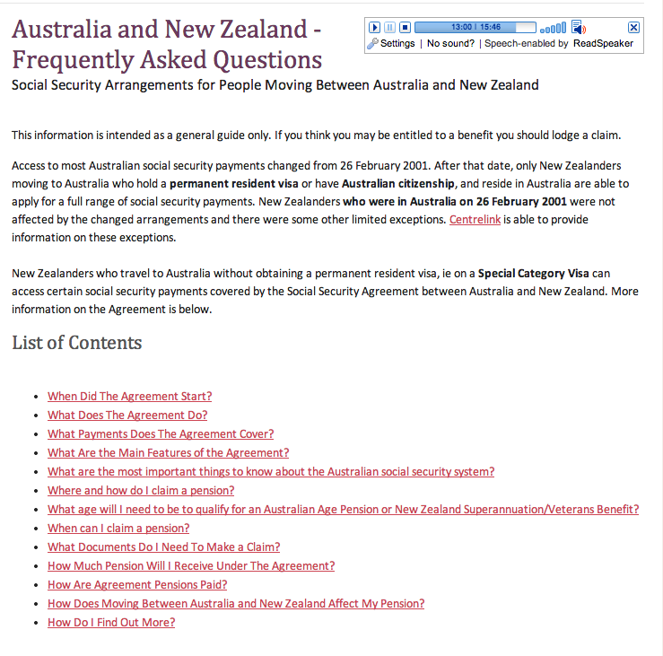 http://www.dss.gov.au/about-the-department/international/international-social-security-agreements/current-international-social-security-agreements/australia-and-new-zealand-frequently-asked-questions
