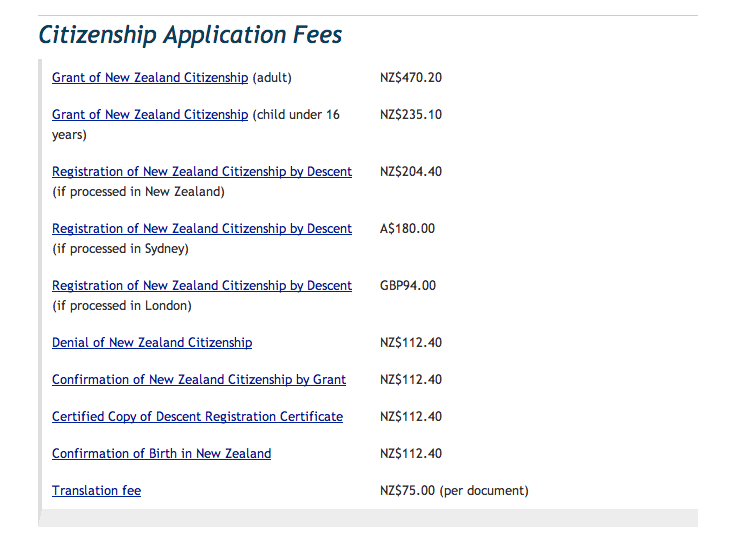 http://www.dia.govt.nz/diawebsite.nsf/wpg_URL/Services-Citizenship-Citizenship-Application-Fees-and-Forms?OpenDocument#five