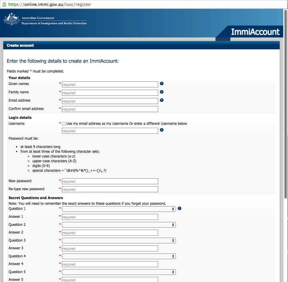 How to renew your rrv online iwi n aus httpsonlinemiluscregister falaconquin
