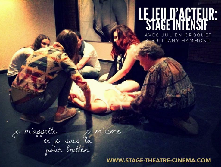 Acting Workshop in Nice, France