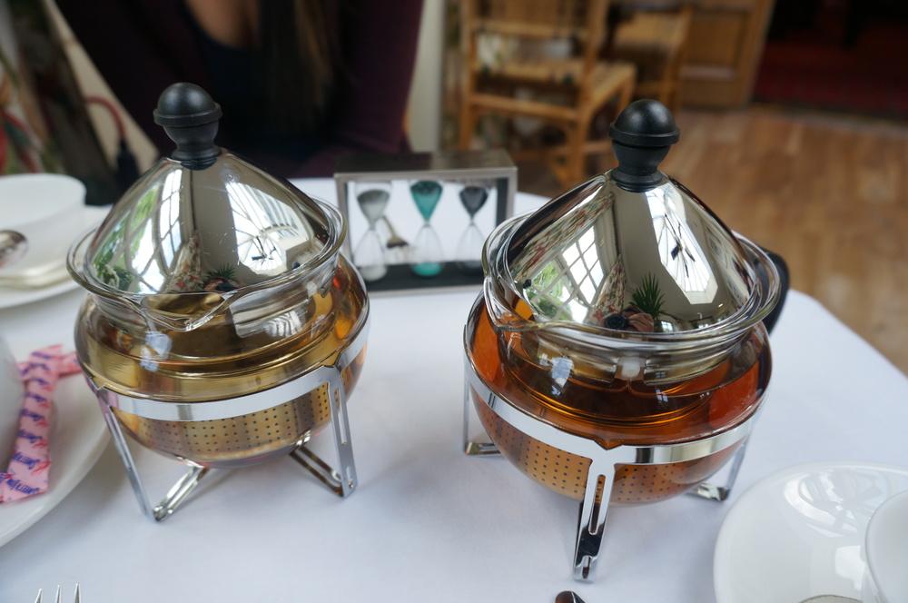 High Tea in London