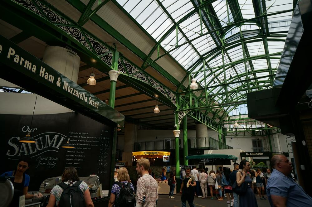 Outdoor Market in London
