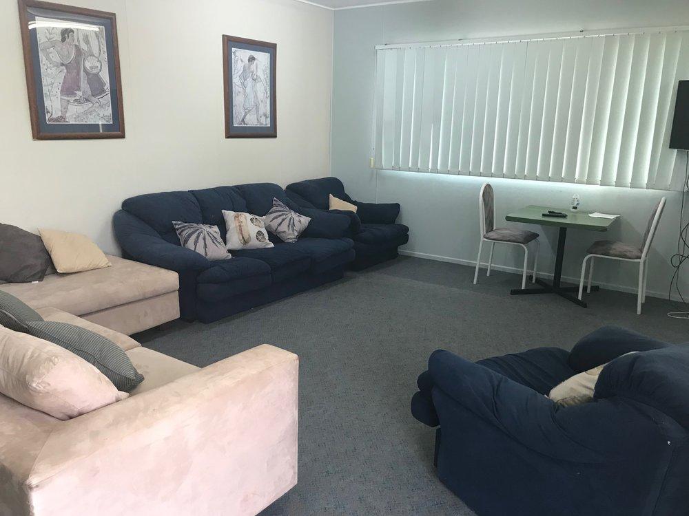 Quarters Lounge