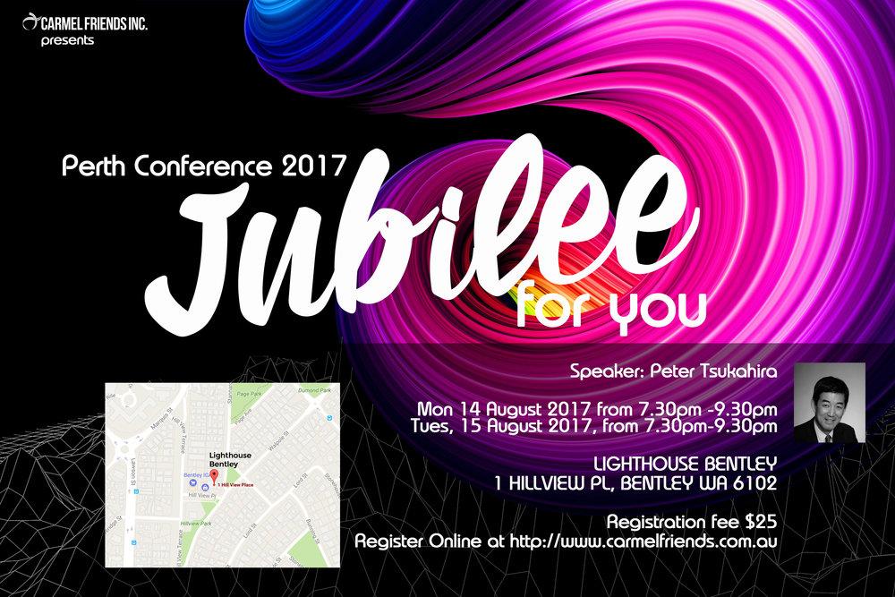 Perth Conference