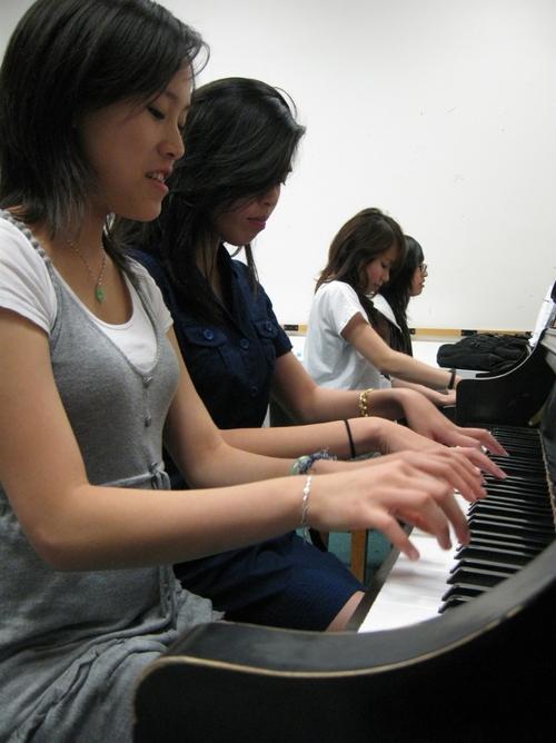 PIANO CURRICULUM — RUTH ASAWA SAN FRANCISCO SCHOOL OF THE ARTS