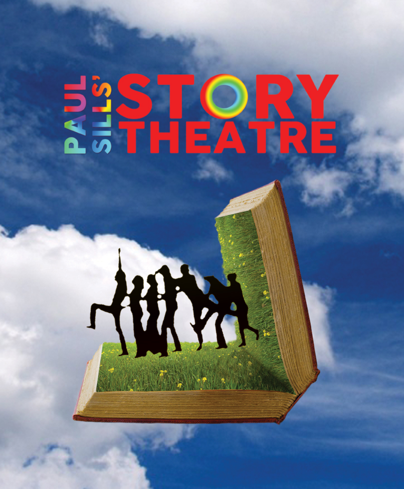 PAUL SILLS' STORY THEATRE Famous fables from the Brothers Grimm and Aesop, highlighting Henny Penny, the Golden Goose, Venus & the Cat, The Fisherman & His Wife and other favorites. Featuring songs by Bob Dylan, Country Joe McDonald, George Harrison & Hamid Hamilton Camp.