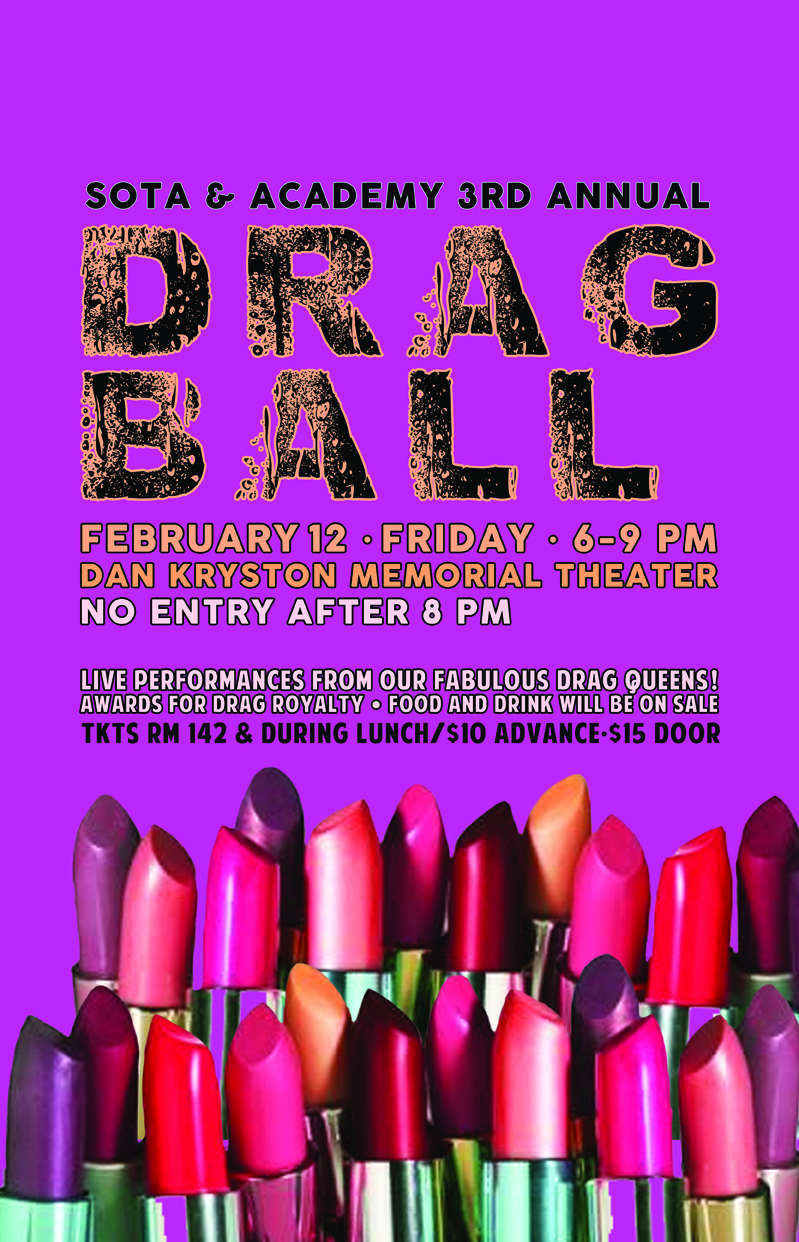 SOTA  DRAG BALL 2016