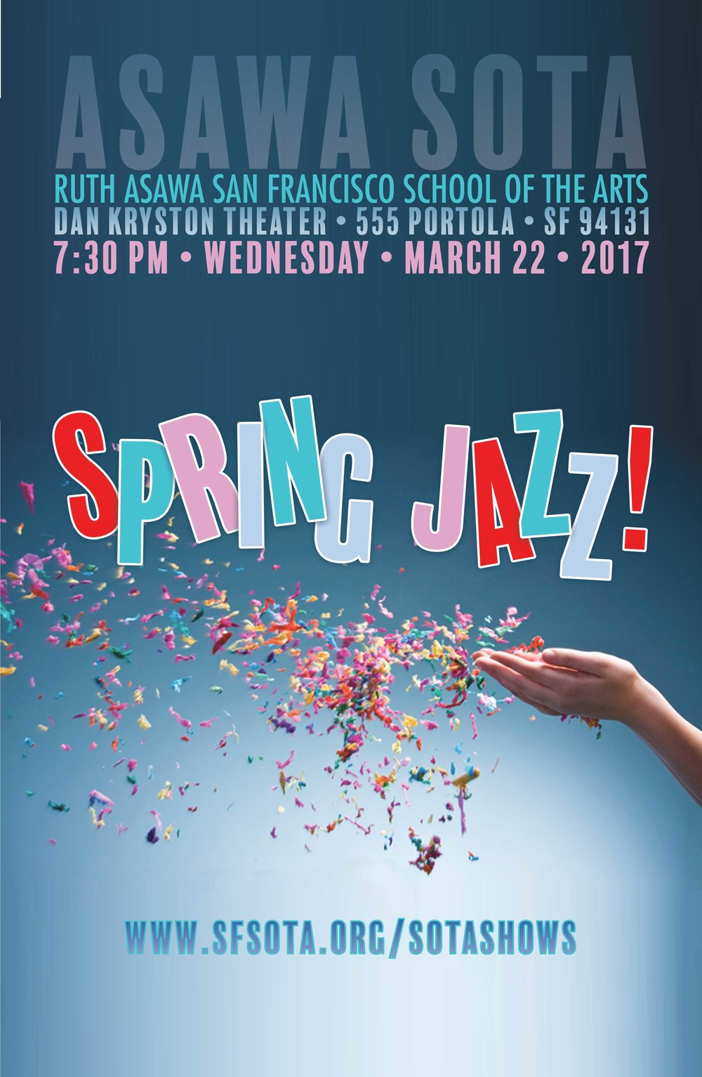 CALENDARCATCH SOME SPRING FEVER WITH ASAWA SOTA JAZZ